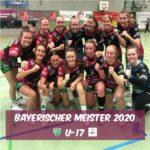 Handball: Weibliche U17 krönt eberstarke Saison!